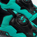 Мужские кроссовки Puma Disc Blaze Electric Black/White/Spectra Green фото- 3