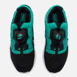 Мужские кроссовки Puma Disc Blaze Electric Black/White/Spectra Green фото- 4