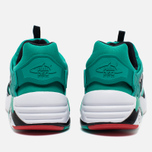 Мужские кроссовки Puma Disc Blaze Electric Black/White/Spectra Green фото- 5