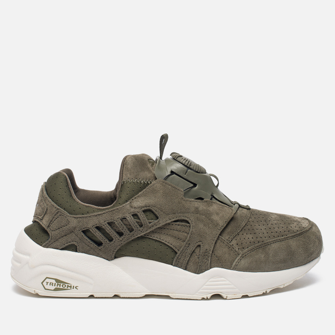 Кроссовки Puma Disc Blaze Mono Agave Green/Whisper White