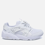 Мужские кроссовки Puma Disc Blaze White/White фото- 0
