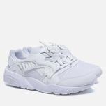 Мужские кроссовки Puma Disc Blaze White/White фото- 2