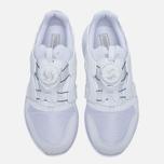 Мужские кроссовки Puma Disc Blaze White/White фото- 4