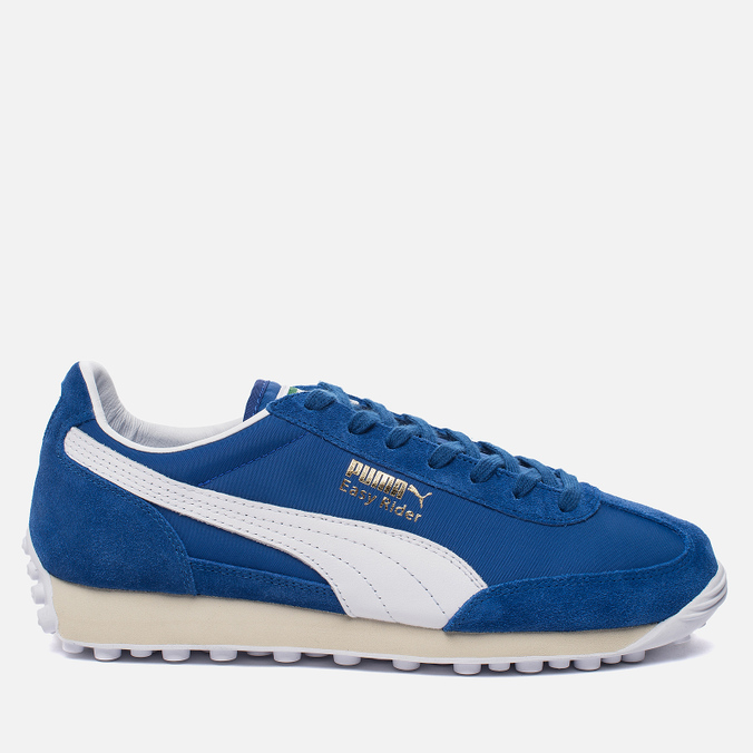 Мужские кроссовки Puma Easy Rider Vintage Surf The Web/White/White