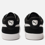 Мужские кроссовки Puma Icra Suede Trainers Black/White фото- 3
