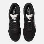 Мужские кроссовки Puma Icra Suede Trainers Black/White фото- 5