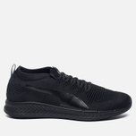 Мужские кроссовки Puma Ignite evoKNIT 3D Triple Black фото- 0
