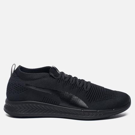 Мужские кроссовки Puma Ignite evoKNIT 3D Triple Black
