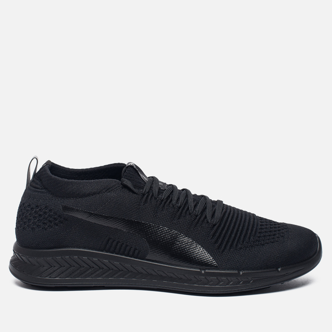 Мужские кроссовки Puma Ignite evoKNIT 3D Triple Black