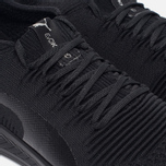 Мужские кроссовки Puma Ignite evoKNIT 3D Triple Black фото- 5