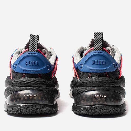 Мужские кроссовки Puma LQD Cell Omega Lab Black/Galaxy Blue