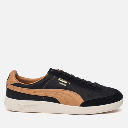Мужские кроссовки Puma Madrid Tanned Black/Almond
