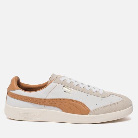 Мужские кроссовки Puma Madrid Tanned White/Almond