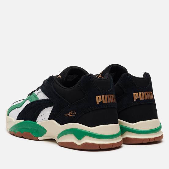 Мужские кроссовки Puma Performer OG White/Black/Amazon