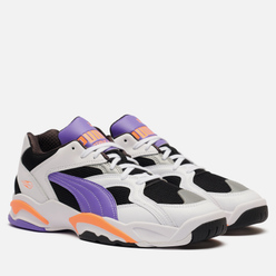 Мужские кроссовки Puma Performer Retro Black/Luminou Purple/Orange