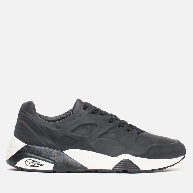 Мужские кроссовки Puma R698 Trinomic Black Friday Black/White