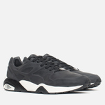 Мужские кроссовки Puma R698 Trinomic Black Friday Black/White фото- 1