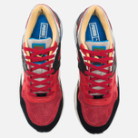 Мужские кроссовки Puma R698 Flag Pack Black Asphalt/Barbados Cherry фото- 4