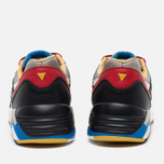 Мужские кроссовки Puma R698 Flag Pack Black Asphalt/Barbados Cherry фото- 5