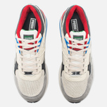 Puma R698 Flag Pack Men's Sneakers Whisper White/Drizzle Asphalt photo- 3
