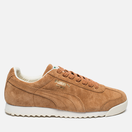 Puma Roma Distressed NBK Men's Sneakers Biscuit/Whisper/White