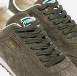 Мужские кроссовки Puma Roma Distressed NBK Burnt Olive/Whisper White фото- 3