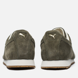 Мужские кроссовки Puma Roma Distressed NBK Burnt Olive/Whisper White фото- 5