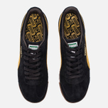 Мужские кроссовки Puma Roma Gents Black/Spectra Yellow/White/Gold фото- 4