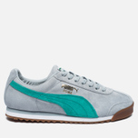 Мужские кроссовки Puma Roma Gents Gla Blue/Green/White фото- 0