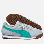Мужские кроссовки Puma Roma Gents Gla Blue/Green/White фото- 1