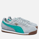 Мужские кроссовки Puma Roma Gents Gla Blue/Green/White фото- 2