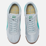 Мужские кроссовки Puma Roma Gents Gla Blue/Green/White фото- 4