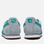 Мужские кроссовки Puma Roma Gents Gla Blue/Green/White фото- 5