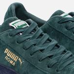 Мужские кроссовки Puma Roma Gents Ponderosa Pine/Peacoat/White/Gold фото- 5