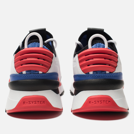 Мужские кроссовки Puma RS-0 Sound White/Dazzling Blue