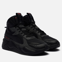 Мужские кроссовки Puma RS-X Midtop Binary Code Black фото- 3