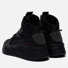 Мужские кроссовки Puma RS-X Midtop Binary Code Black фото- 0