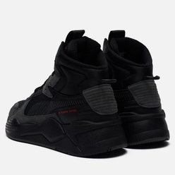 Мужские кроссовки Puma RS-X Midtop Binary Code Black