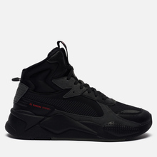 Мужские кроссовки Puma RS-X Midtop Binary Code Black фото- 4