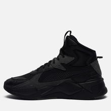 Мужские кроссовки Puma RS-X Midtop Binary Code Black фото- 1