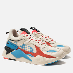 Мужские кроссовки Puma RS-X Reinvention Whisper White/Red Blast