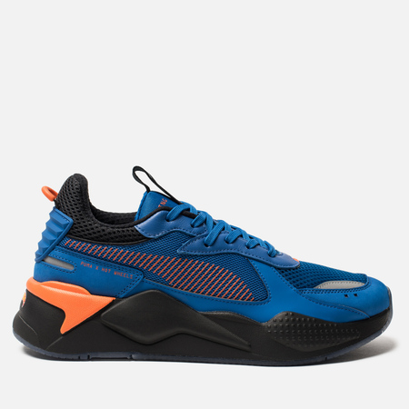Мужские кроссовки Puma RS-X Toys Hot Wheels 16 Royal/Black