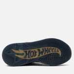 Мужские кроссовки Puma RS-X Toys Hot Wheels Bone Shaker Black/Team Gold фото- 4