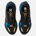 Мужские кроссовки Puma RS-X Toys Hot Wheels Bone Shaker Black/Team Gold фото- 5