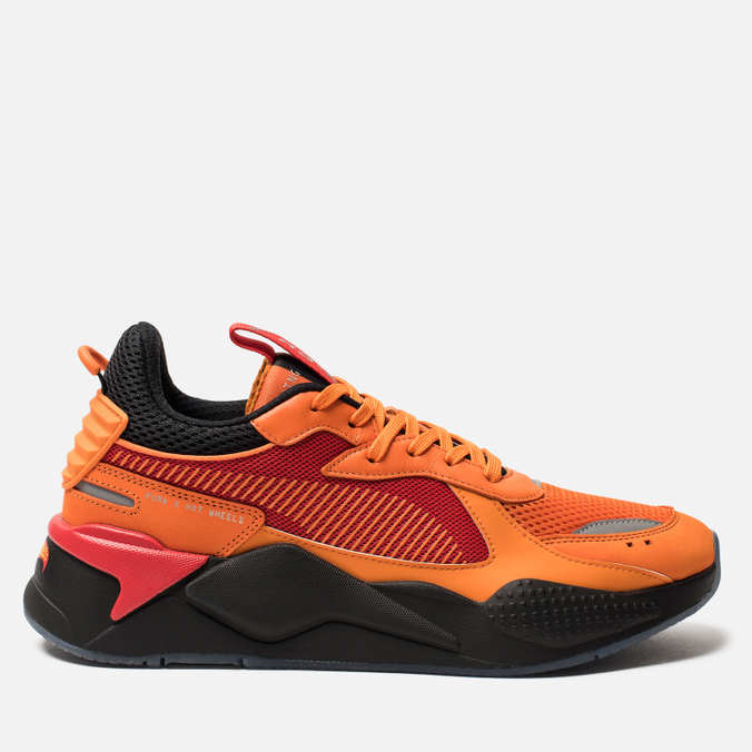 Мужские кроссовки Puma RS-X Toys Hot Wheels Camaro Vibrant Orange/Black