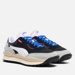 Мужские кроссовки Puma Style Rider Play On Black/High Rise/Gray Violet