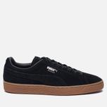 Мужские кроссовки Puma Suede Classic Citi Black фото- 0