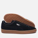 Мужские кроссовки Puma Suede Classic Citi Black фото- 1