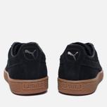 Мужские кроссовки Puma Suede Classic Citi Black фото- 3