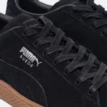 Мужские кроссовки Puma Suede Classic Citi Black фото- 5